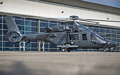 Airbus H160M Guepard, multipurpose helicopter, H160M, military helicopter, French Navy, Airbus