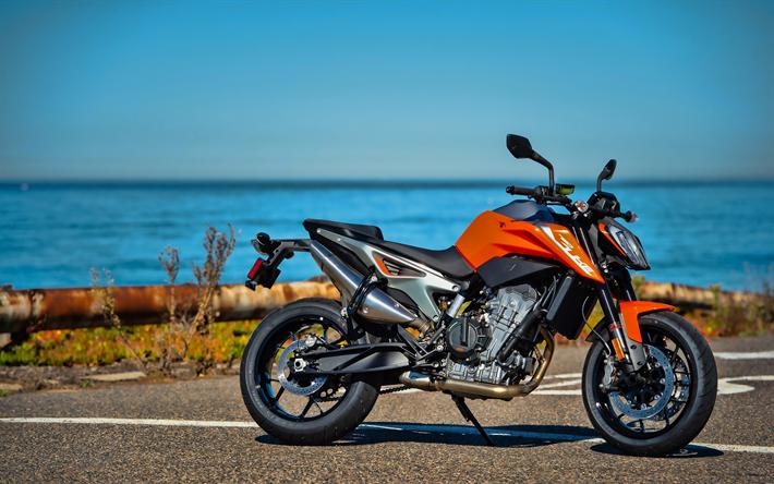 Download Wallpapers Ktm 790 Duke 4k Superbikes 2019 Bikes