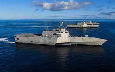 USS Tulsa, LCS-16, littoral combat ships, United States Navy, US army, battleship, LCS, US Navy, Independence-class