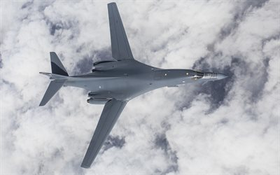 Rockwell B-1 Lancer, B-1B, american supersonic strategic bomber, American bomber, USAF, United States Air Force, USA