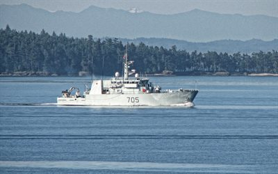 HMCS Whitehorse, coastal defense ship, Royal Canadian Navy, Kingston-class coastal defence vessel, Canadian Forces, Canada