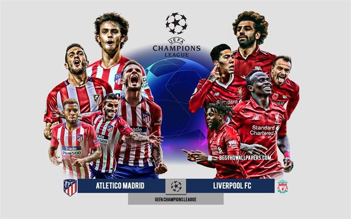 Kết quả hình ảnh cho Atlético Madrid vs Liverpool preview