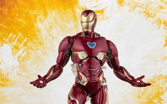 Descargar Iron Man 4 A2zp30: Descargar Fondos De Pantalla Iron Man, 4k, 2018 Película