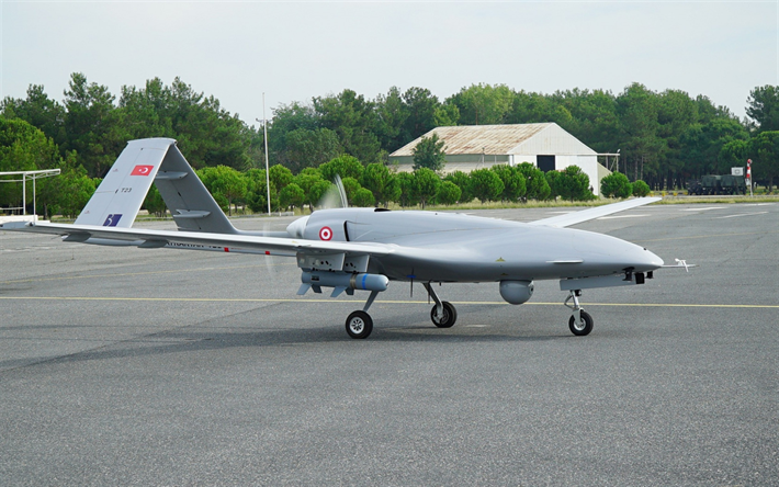 Bayraktar TB2, Turco drone, UAV, Bayraktar Tático UAS, Forças Armadas Turcas, Unmanned combat air vehicle, Turkish Air Force