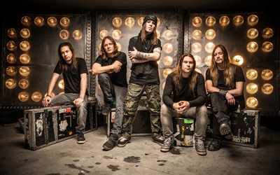 Children of bodom, Finnish extreme metal band, Alexi Laiho, Jaska Raatikainen, Janne Wirman, Daniel Freyberg, power metal, Finland