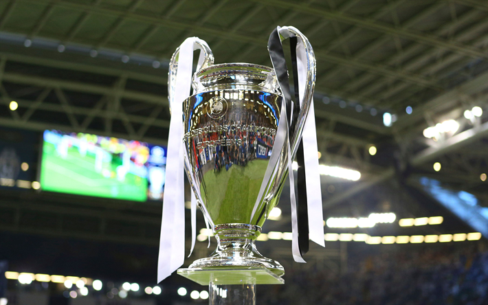 download wallpapers cup of the champions league trophy europe football uefa champions league kiev 2018 final for desktop free pictures for desktop free download wallpapers cup of the