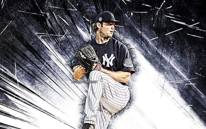 Download Wallpapers 4k Gerrit Cole Mlb Grunge Art New York Yankees Pitcher Baseball Gerrit Alan Cole Major League Baseball White Abstract Rays Gerrit Cole New York Yankees Gerrit Cole 4k Ny Yankees
