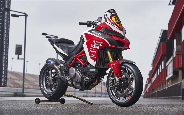 Best Tires For Ducati Multistrada