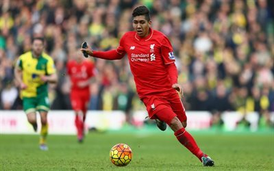 liverpool, roberto firmino, match, player