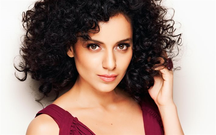 bollywood, curls, brunette, celebrity, kangana ranaut, actress, kangal ranaut, beautiful girl