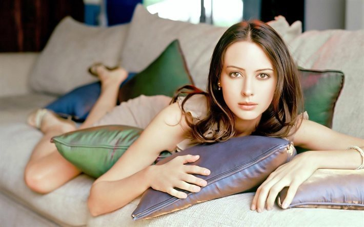 actress, celebrity, amy acker, look