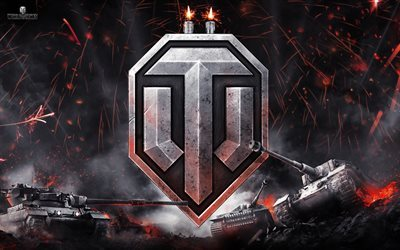 tanks, logo, world of tanks, wot, fan art, creative
