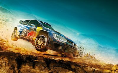 dirt rally, simulator, race