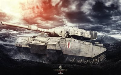 centurion, world of tanks, tanks, wot