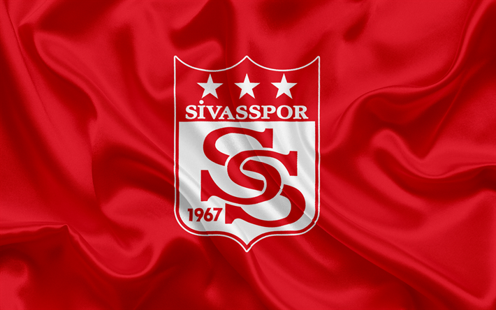 Download Wallpapers Sivasspor Turkish Football Club