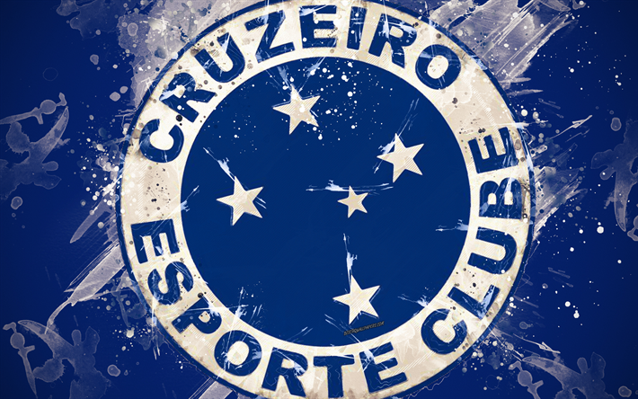 Download Wallpapers Cruzeiro Esporte Clube Cruzeiro FC