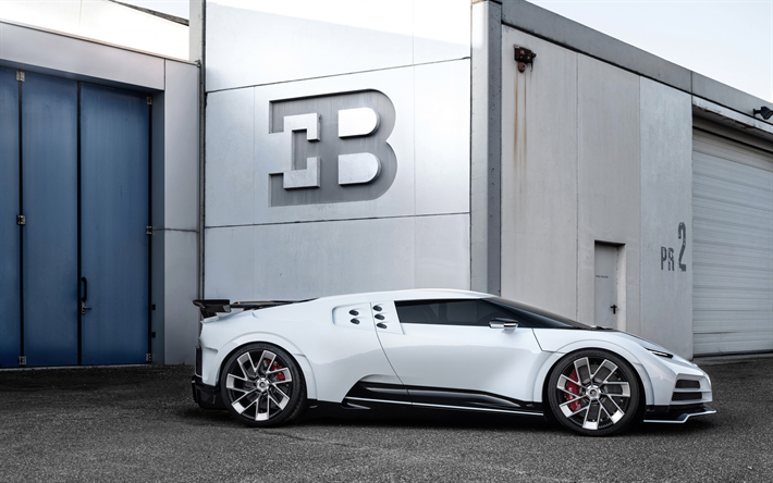 Telecharger Fonds D Ecran Bugatti Centodieci 2020 Blanc