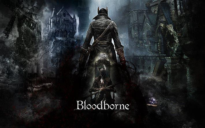 ダウンロード画像 Bloodborne 2016年 武器 ハンター フリー