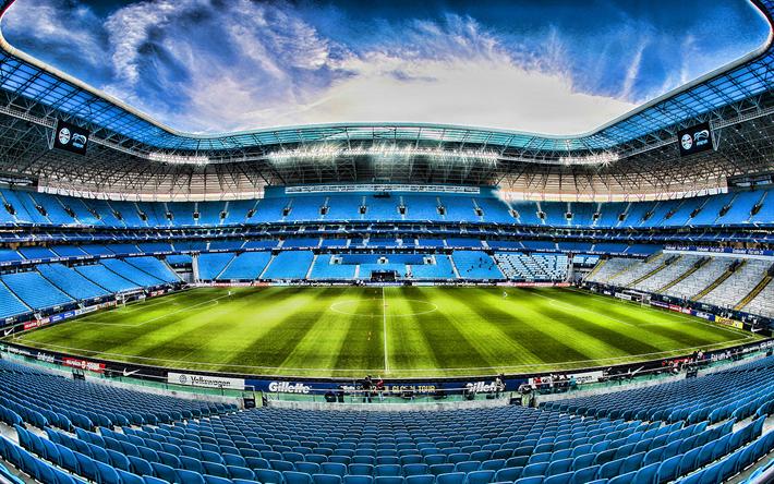 19d895017 Download wallpapers Gremio stadium