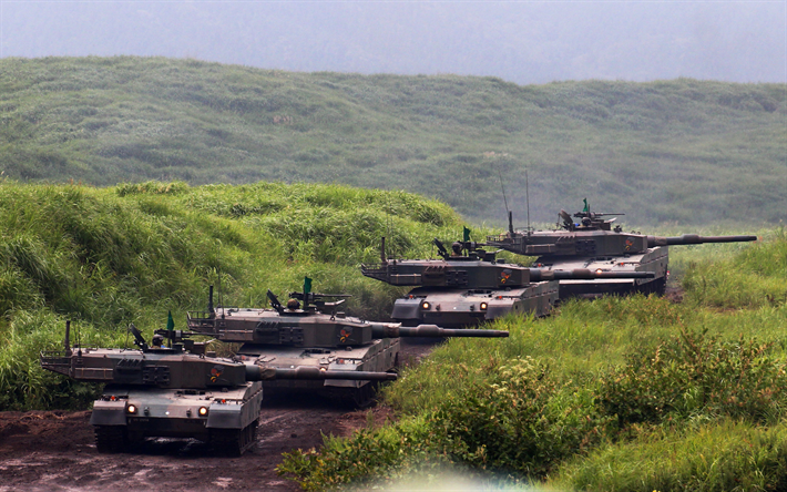 3ccd734b85b1 Download wallpapers Japanese tank