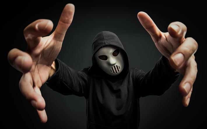 Maske angerfist ohne Angerfist ohne