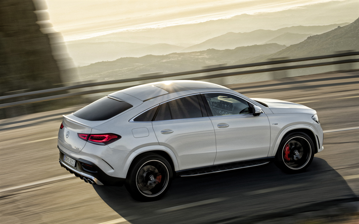 Download wallpapers Mercedes-Benz GLE53 AMG 4Matic Coupe ...