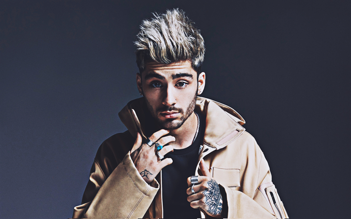 Zayn Malik, 4k, amerikansk kändis, superstars, brittisk sångerska, Hollywood, Zayn Malik photoshoot, killar