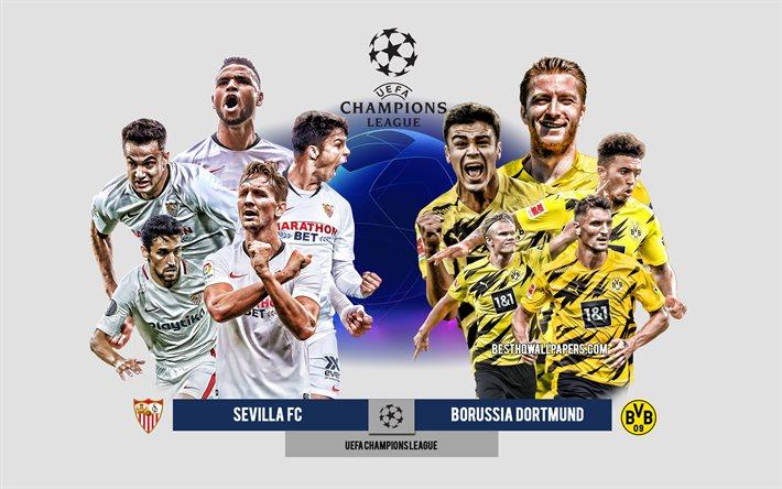 Sevilla vs Borussia Dortmund Live Stream Premier League Match, Predictions and Betting Tips