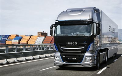 Iveco Stralis XP NP, 2016, truck of the year, nya lastbilar, motorväg