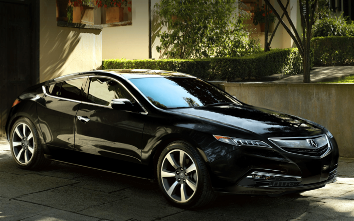 Download Wallpapers Acura Ilx, 2018 Cars, Luxury Cars
