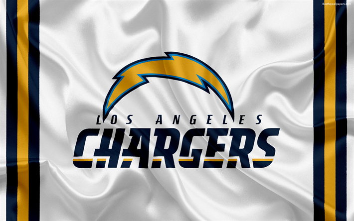 Pin Los Angeles Chargers Logo Desktop Images To Pinterest