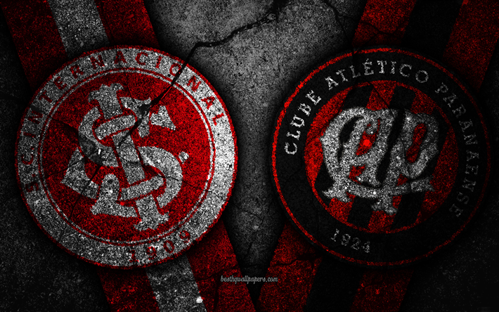Download Wallpapers Internacional Vs Atletico Paranaense Round 32 Serie A Brazil Football Internacional Fc Atletico Paranaense Fc Soccer Brazilian Football Club For Desktop Free Pictures For Desktop Free