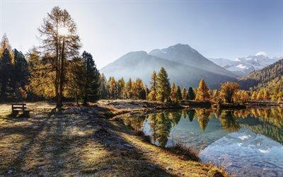 foto de Télécharger fonds d'écran paysage d'automne montagnes