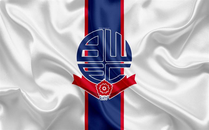 Herunterladen Hintergrundbild Bolton Wanderers Fc, Emblem