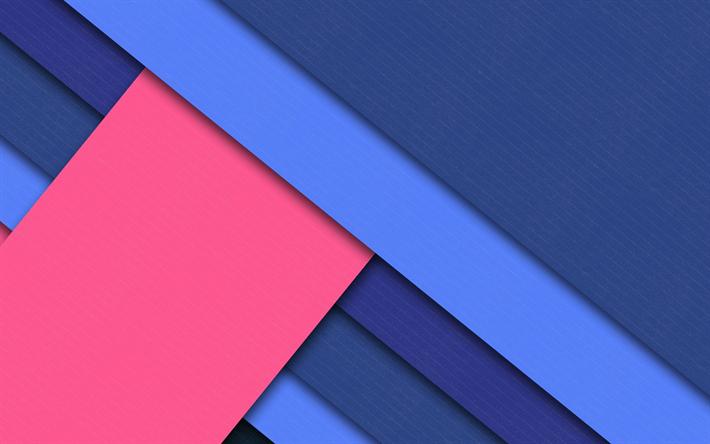 Fondo Geométrico: Descargar Fondos De Pantalla Tiras, De Formas Geométricas