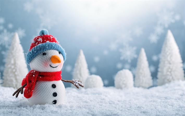 noel 2018 neige Télécharger fonds d'écran bonhomme de neige, hiver, neige, Noël, à  noel 2018 neige