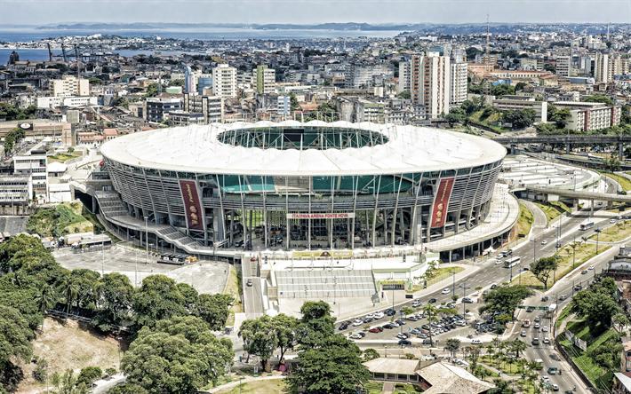 Descargar Fondos De Pantalla 4k Itaipava Arena Fonte Nova