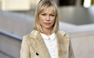 Michelle Williams, American actress, portrait, photoshoot, Hollywood star, USA