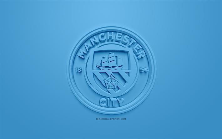 Descargar Fondos De Pantalla El Manchester City Fc Creativo