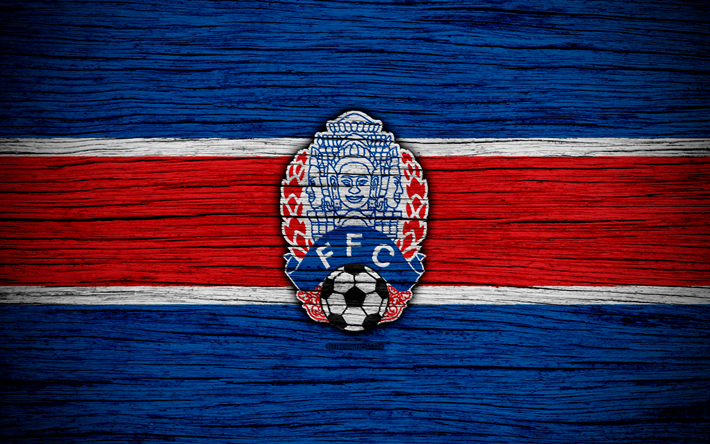download wallpapers cambodia national football team 4k