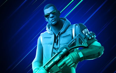 SCOUT, Fortnite 2, 2020 games, Fortnite Chapter 2, SCOUT Skin, Fortnite II, characters, Fortnite, SCOUT Fortnite
