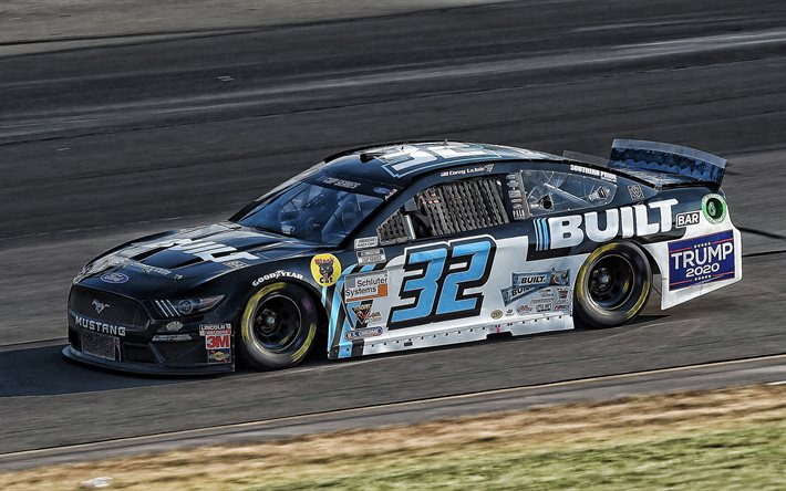 Nascar Ford Mustang Drivers