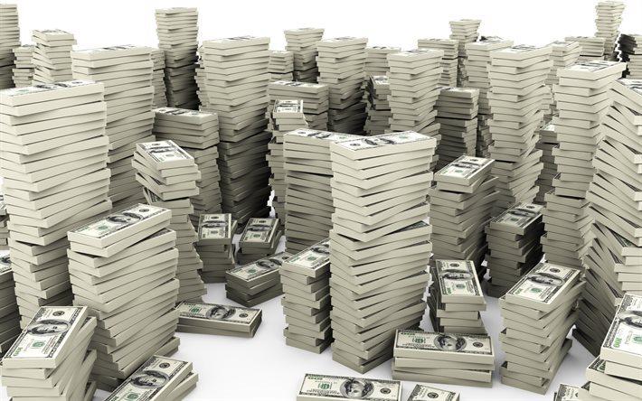 Descargar Fondos De Pantalla De Dólares, Dinero De