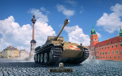WoT, Panther, tanks, World of Tanks