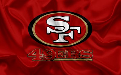 Download wallpapers San Francisco 49ers American football