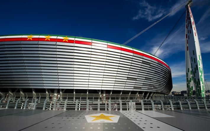 Scarica Sfondi Juventus Stadium Stadio Di Calcio