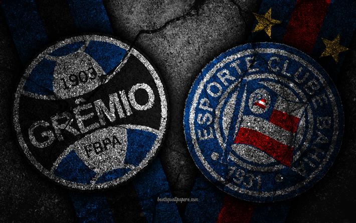 Kết quả hình ảnh cho Gremio vs Bahia