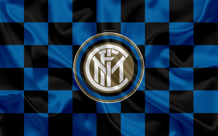 Download Wallpapers FC Internazionale Inter Milan FC 4k