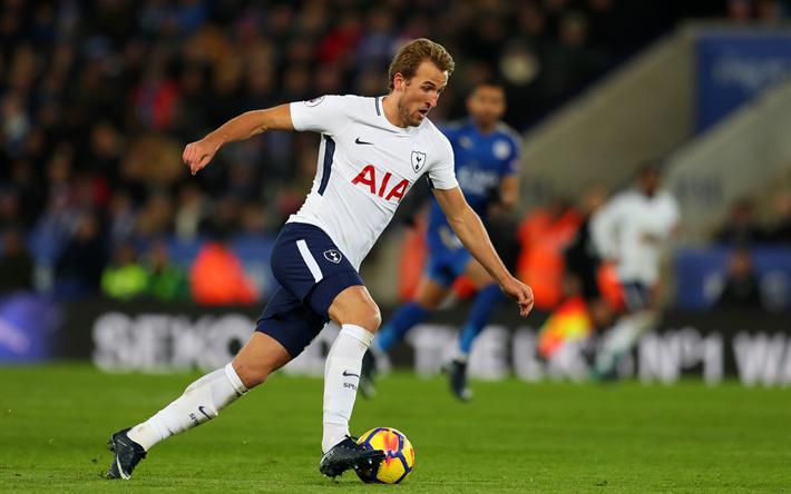 Download Wallpapers Harry Kane, Tottenham Hotspur, English