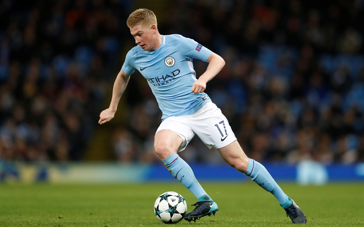 Download Wallpapers Kevin De Bruyne Manchester City Belgian